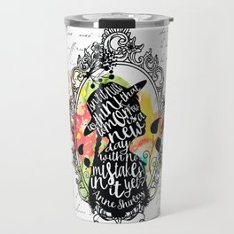 Anne Shirley - Tomorrow Travel Mug