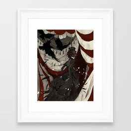 The Night Circus Framed Art Print