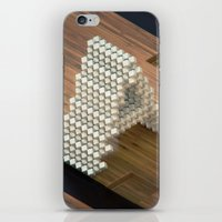 3d iPhone & iPod Skins featuring 3d by Posticks