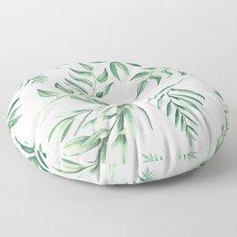 Floating Leaves #society6 #buyart Floor Pillow