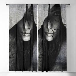 Broken ... Blackout Curtain