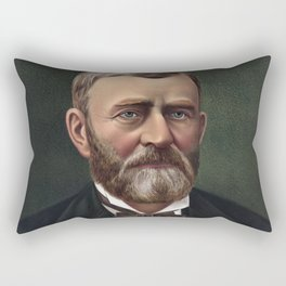 President Ulysses S. Grant Rectangular Pillow