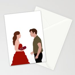 Blair and Chuck Stationery Cards
