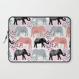 Elephants. Laptop Sleeve