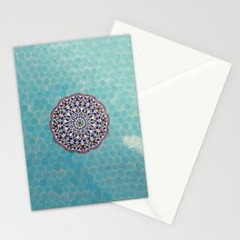 Yazd Tilework Stationery Cards