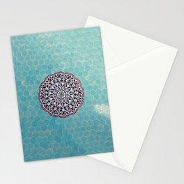 Yazd Tilework Stationery Cards