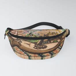 """""""Space Vault"""" Fanny Pack"""