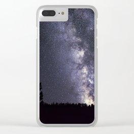 Cascade Galaxy Clear iPhone Case