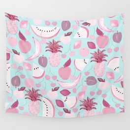 Fruit Punch Blush I Wall Tapestry