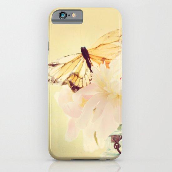 PASTEL PEONY iPhone & iPod Case