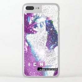 ALIEN II - RIPLEY Clear iPhone Case