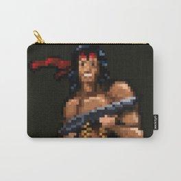 First Blood - PixelArt Carry-All Pouch