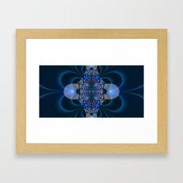 Kaleidart  Framed Art Print