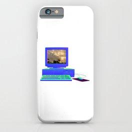 Mammatus I (Computer) iPhone Case