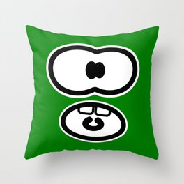 Shout Throw Pillow