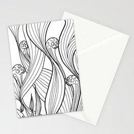 Itzmictlan underworld level from the Mictlan Stationery Cards