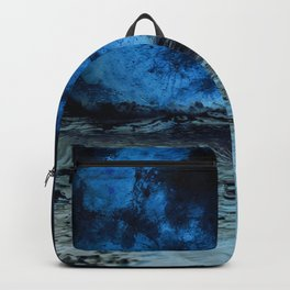 The Moon Fell For Me Backpack