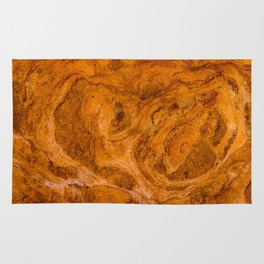 Natural Stone Art-The Cistern, Gold Butte, NV Rug