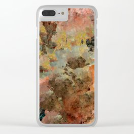 Warming Clear iPhone Case
