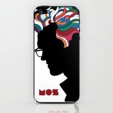MORRISSEY (after Glaser) iPhone & iPod Skin