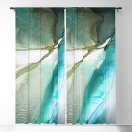 Symbolic Silence Blackout Curtain