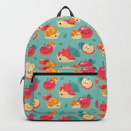 Apple snail Backpack