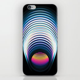 THE PORTAL iPhone Skin