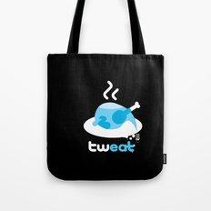 tweat Tote Bag