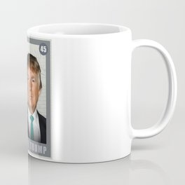 President Donald J. Trump Coffee Mug
