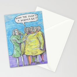 Homage Stationery Cards