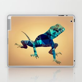 Agama sinaita. Lizard. Laptop & iPad Skin