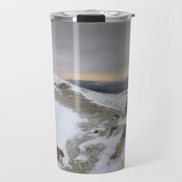 The rugged beauty of the Brecon Beacons Travel Mug