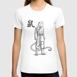 Chinese Zodiac Rat T-shirt