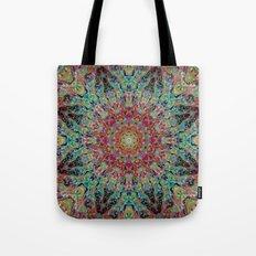 Kaleido-Aura Tote Bag