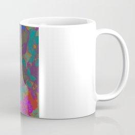 Retro Floral Coffee Mug