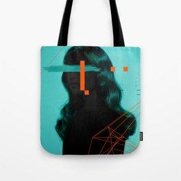 Around minimal design Tote Bag