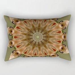 mesmerizing star Rectangular Pillow
