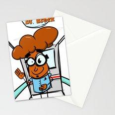 Dr. Brock... Stationery Cards