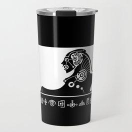 Great Sphinx Travel Mug