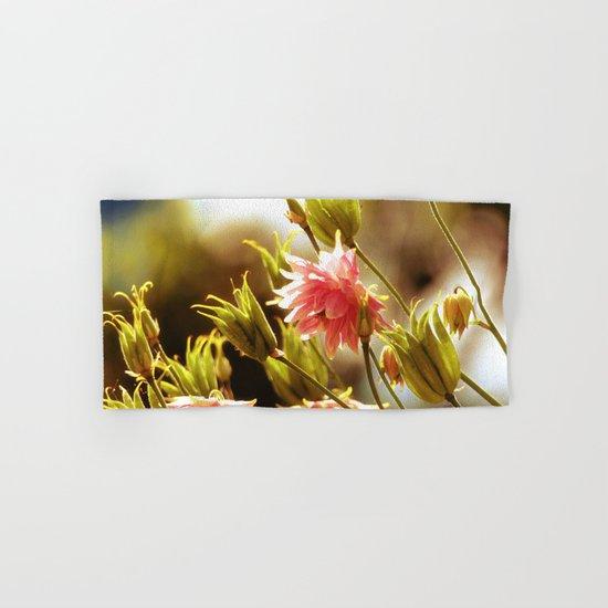 Wild beauty, flowers in the meadows Hand & Bath Towel