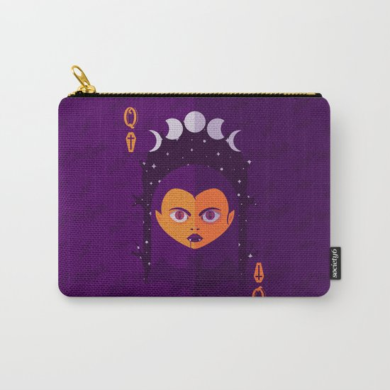 Queen V Carry-All Pouch