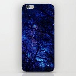 Esprit Of Galaxy iPhone Skin