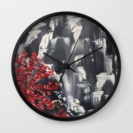 The Big Falls Wall Clock