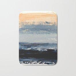 abstract minimalist landscape 5 Bath Mat