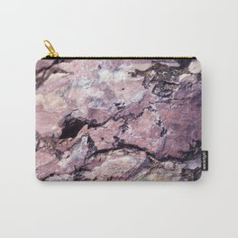 Rock Texture Carry-All Pouch