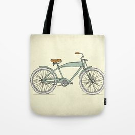 Retro-bicycles (1903) Tote Bag