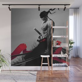 god of the sword Wall Mural