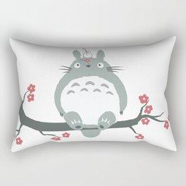 My neighbour Toto-ro Rectangular Pillow