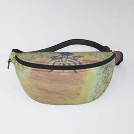 The Watcher at the Crossroads Fanny Pack