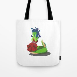 Monster Girl: Gorgon Tote Bag